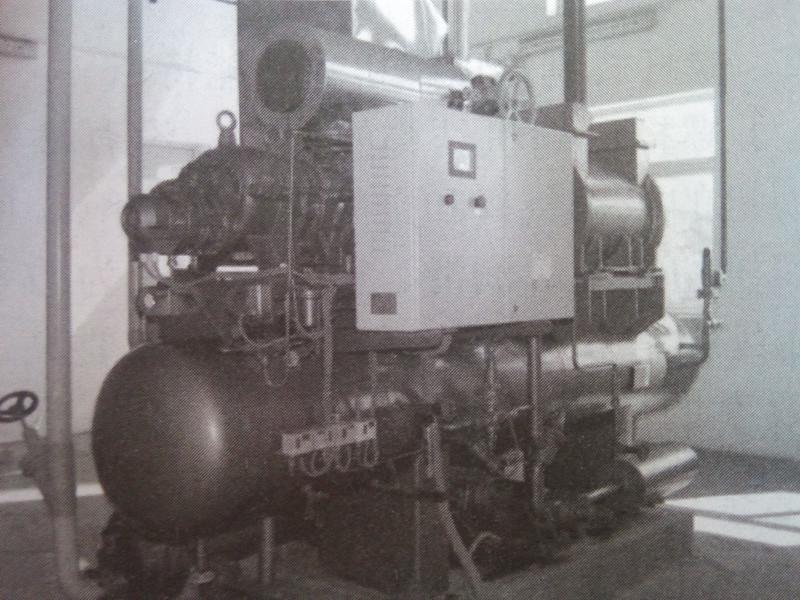氨制冷系统冷库设备螺杆式制冷压缩机组命名